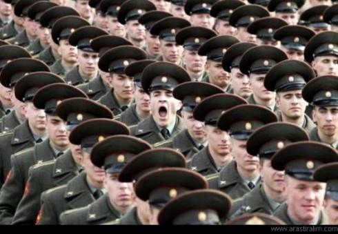 Askeri Düzeni Bozmak x