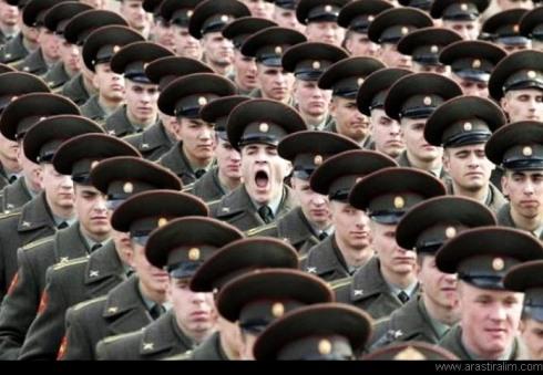 Askeri Düzeni Bozmak