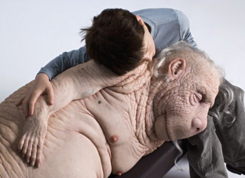 Hyper Realistic Sculptures by Sculptor Patricia Piccinini  x