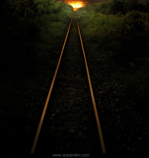 Yolumuz Tren Yolu