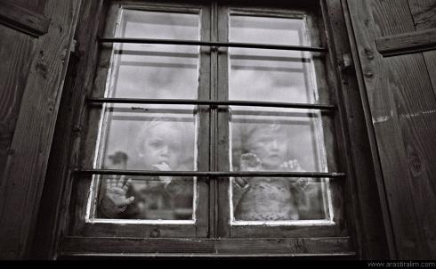 Merak Penceresini Aralamak