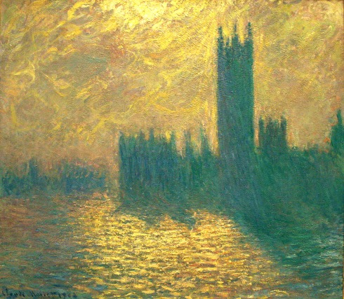 Claude Monet Paintings Houses of Parliament jpg