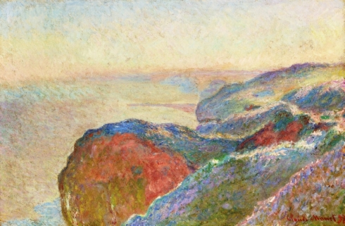 Claude Monet Paintings At Val Saint Nicolas near Dieppe Morning jpg