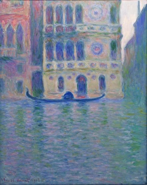 Claude Monet Paintings Palazzo Dario jpg