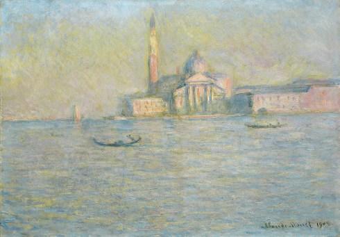 Claude Monet Paintings San Giorgio Maggiore jpg