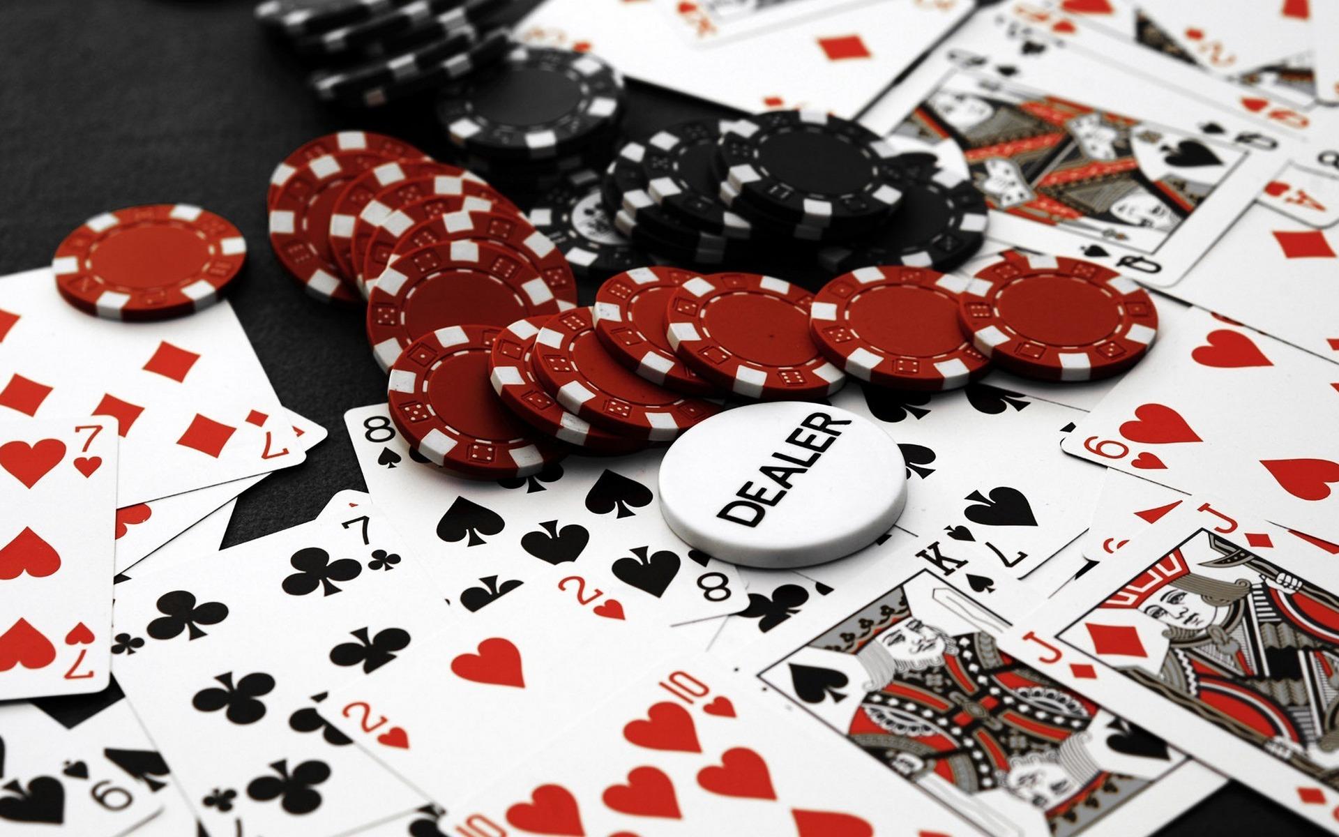 Обои на рабочий стол казино