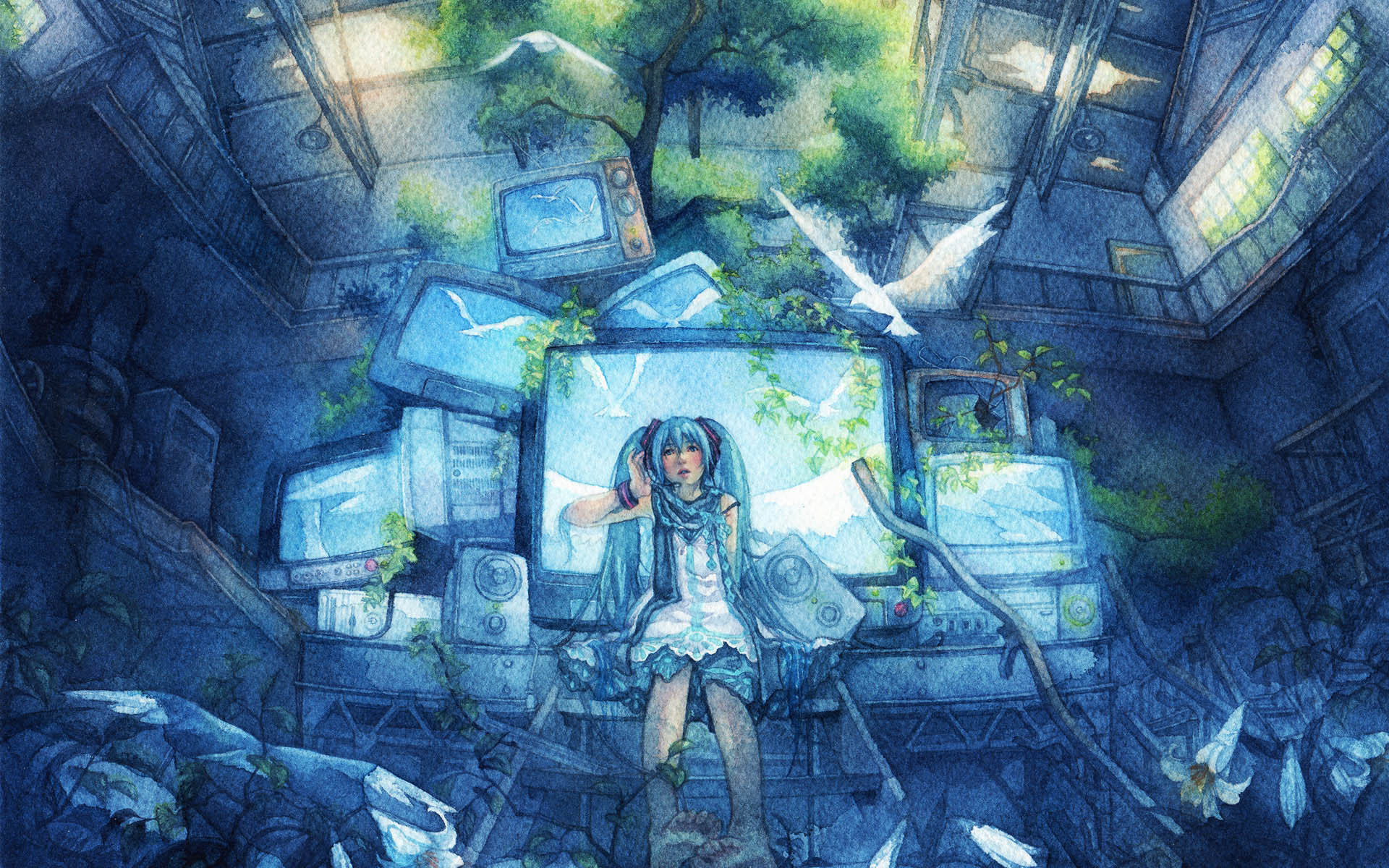 Games 3d 3b full hd wallpapers of anime wallpaper 46 jpg - Full hd anime wallpaper pack ...